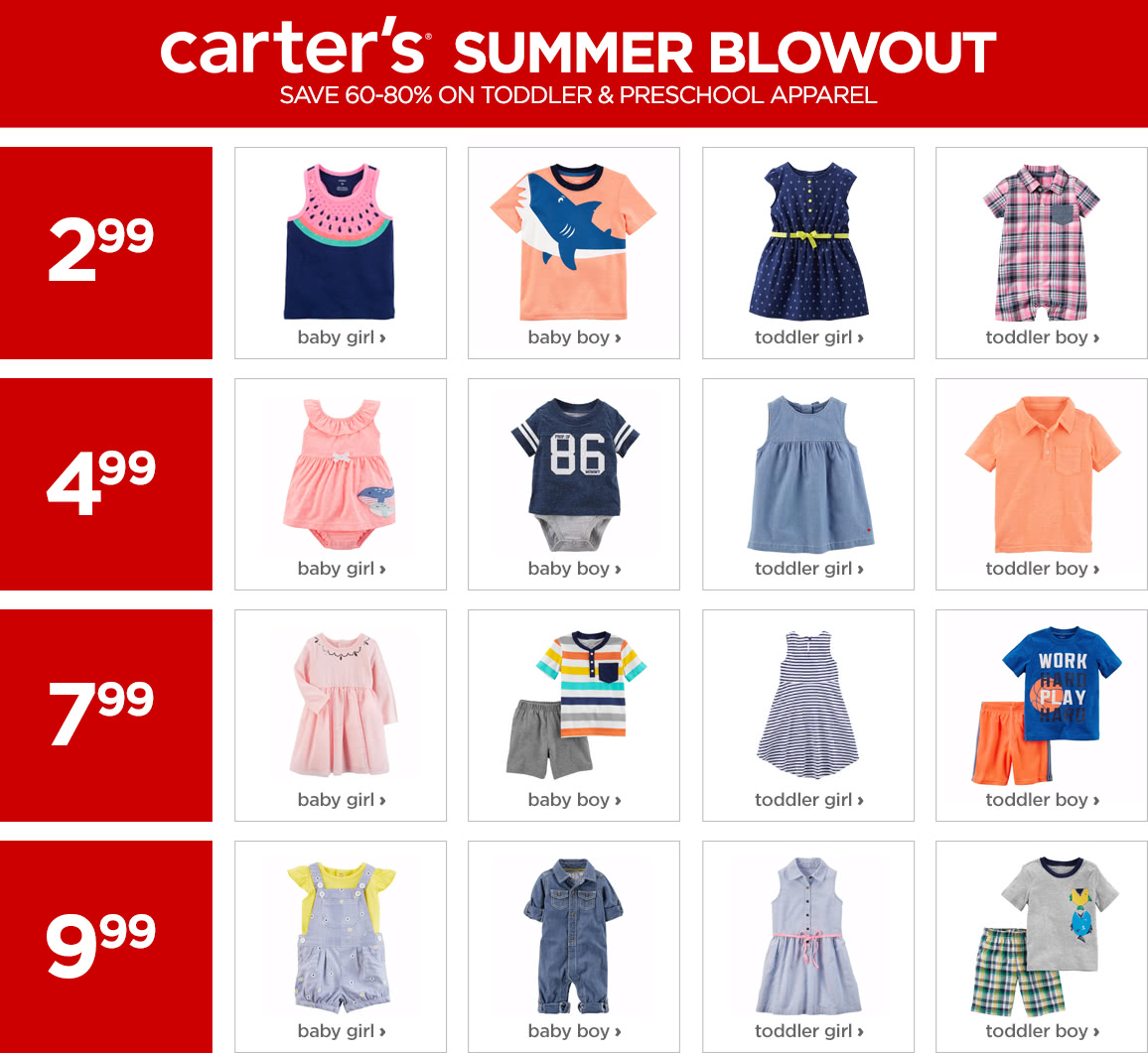 Baby Clothes | Online Baby Store | JCPenney