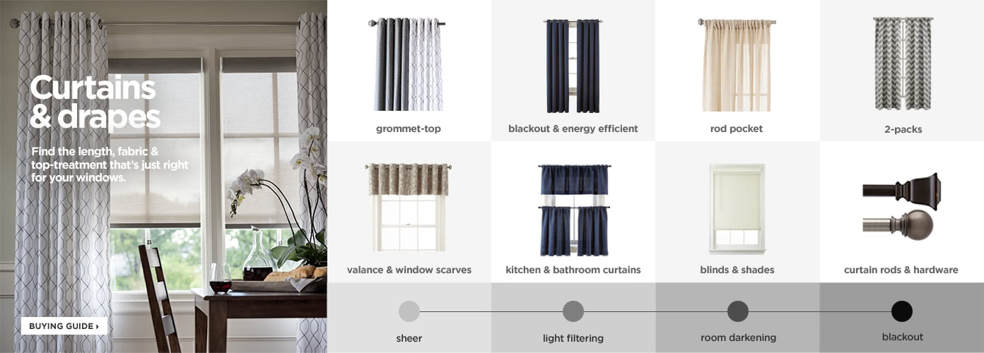 Curtains Drapes Curtain Panels